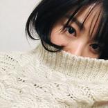 話題の美少女・池間夏海、ちょっとかっこつけた写真公開