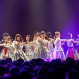 国民的美少女コンテスト出身アイドル「X21」解散ライブは笑顔