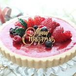 罪悪感ゼロのクリスマスケーキ 卵・乳・小麦粉不使用のヴィーガンRawフード