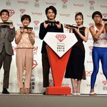 「Yahoo!検索大賞2018」各賞受賞者発表、今田美桜・中村倫也らが出席