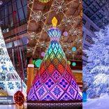2018冬、見に行きたい!オシャレすぎるクリスマスツリー10選【全国】