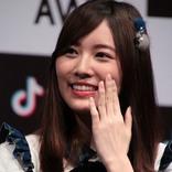 """SKE48松井珠理奈 明石家サンタに登場「君は不幸なことないやろー」言われるも""""合格"""""""