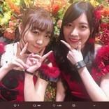 松井珠理奈、AKB48でクリスマス番組に生出演『恋するフォーチュンクッキー』を歌唱