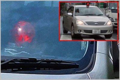 覆面パトカーが赤色灯をあえて助手席に置く理由 - 趣味女子を応援する ...