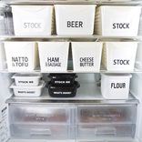 ついつい散らかってしまう冷蔵庫!みんなの整理アイデアを集めました☆