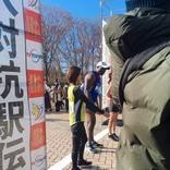 鈴木亜美 、芸能人対抗駅伝で激走「フォームが美しい」千葉真子も絶賛