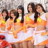 東京オートサロン2019が開幕 人気レースクイーン・林ゆめ、コスプレイヤーえなこらが華を添える