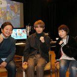 V6 三宅健がワンピース史上初の副音声に挑戦! さらにアニメ声優にも初挑戦で、本編に出演