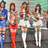 「日本レースクイーン大賞2018」GPに林紗久羅、トロフィー抱きしめ号泣