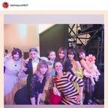 手島優、misonoと療養中のNosuke夫妻らとの集合ショット公開で「素敵なメンバー」の声