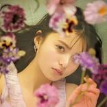 齋藤飛鳥(乃木坂46)、花の妖精に扮してファッション絵本『LARME』表紙