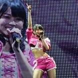 AKB48岡部麟ソロコン、小嶋陽菜サプライズ登場に固まる