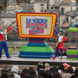 【東京ディズニーシー】ピクサーの仲間たちと心を一つになって楽しもう! 「ピクサー・プレイタイム・パルズ」