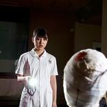 AKB48・山田菜々美が初主演に挑んだ病院ホラー『黒看』「以前は完全に怖いものを拒否していたけど……」