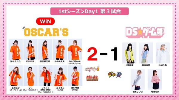 OSCAR'S VS DS☆ゲーム部