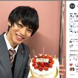 『3年A組』話題のイケメン「真壁くん」神尾楓珠20歳の誕生日にお祝い殺到