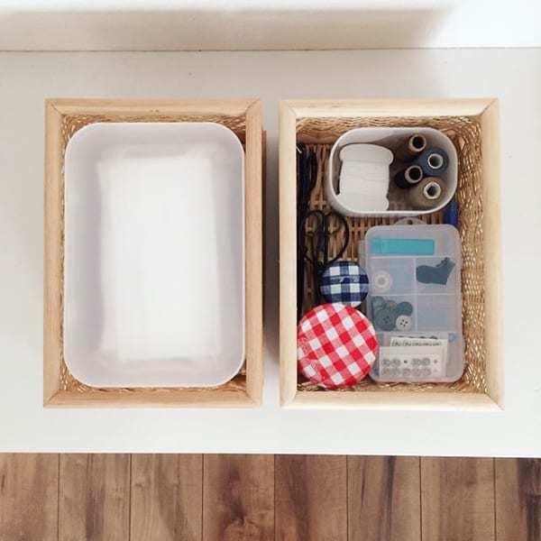 蓋つきボックス2