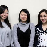 舞台『エグ女2019』石田安奈×桜のどか×藤原珠恵クロストーク エグイ女たちが帰ってくる!