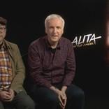 ジェームズ・キャメロン緊急会見『アリータ』25年越しの映画化に原作・木城も感動