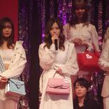 乃木坂46白石麻衣、サマンサタバサ25周年イベントに登場