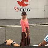 元AKB48小林茉里奈アナ×若林麻衣子アナ 『3年A組 朝礼体操』FBSver.に「キレッキレダンス、凄い」の声