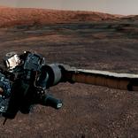 火星のキュリオシティ先輩、次の現場に向かう前に記念のパノラマ撮影