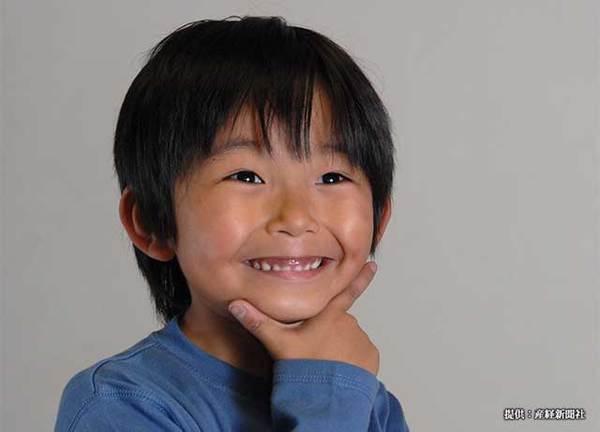 トヨタ自動車のCMに出演していたころの加藤清史郎さん 2009年