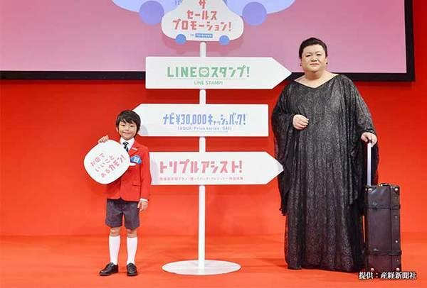 『2代目こども店長』に就任した加藤憲史郎さん 2014年