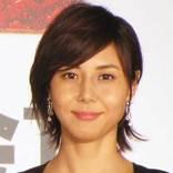 松嶋菜々子と夫・反町隆史の結婚生活は順調? 娘について語ったこととは