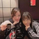 SKE48斉藤真木子&松井珠理奈『3年A組』ダンスに挑戦 「みんなで踊れたら楽しいだろうなぁ」