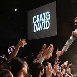 クレイグ・デイヴィッド、8年ぶり大熱狂の来日公演ライブレポートが到着