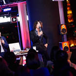 TAKURO、ニューアルバムの発売記念としてトーク&アナログ先行視聴会を開催