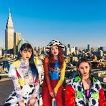 E-girlsメンバーによるHIPHOPユニット・スダンナユズユリー 新曲『TEN MADE TOBASO』のMVを公開!
