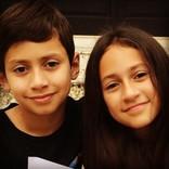 ジェニファー・ロペスの双子が11歳に 成長記録の動画再生回数が合計950万回超<動画あり>