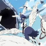 TVアニメ『 転生したらスライムだった件 』第19話「暴風大妖渦(カリュブディス)」【感想コラム】