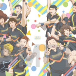 実写映画も待機のTVアニメ『チア男子!!』Blu-ray BOX新情報&再放送決定