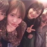"""河西智美、増田有華、平嶋夏海、仲川遥香 """"AKB48うた祭り""""が楽しくて「こんなにふざけたの久しぶり」"""
