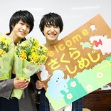 """さくらしめじ、中学校で""""卒業記念公演""""サプライズライブ"""