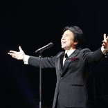 布施明 歌手生活54年目にして声帯ポリープ発症、ツアーは治療を受けながら続行