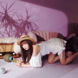 吉田朱里、待望のLARME初表紙「びっくりするやろうなと思います♡」