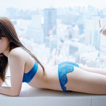 夢みるアドレセンス 志田友美、アイドル界No.1美脚未公開カットを堪能