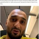 英LCC機内でトイレにいたイスラム教徒の男性、CAにドアを開けられ「人種差別」と激怒