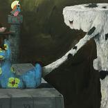 """コミック・アブストラクションシーンで最注目のアーティスト Daniel Sparkes個展""""THE KUDCOM® Catastrophe"""""""
