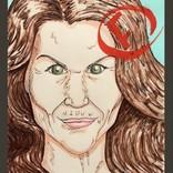 ジム・キャリー、裏口入学で起訴のロリ・ロックリンらをアートで批判 「いつか落第する」