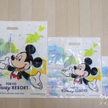 東京ディズニーリゾートのお土産用袋がリニューアル!有料の小分け袋&3サイズになったお買い物袋をレポ