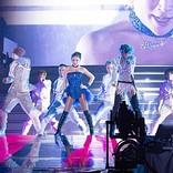 浜崎あゆみ デビュー21周年を記念したアリーナツアーがスタート