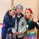 「素敵な写真」倖田來未、妹・misono&Nosuke夫妻との3ショット公開で反響「仲良し家族」