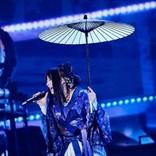和楽器バンド・鈴華ゆう子『出雲大社奉納公演』で和歌を奉納 「やるしかない」