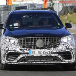 メルセデス・ベンツ GLCの改良モデルに早くも最強「AMG 63」が登場!?