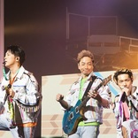Sonar Pocket キャリア史上最長のツアー、セミファイナル東京公演で衝撃ビジュアル公開
